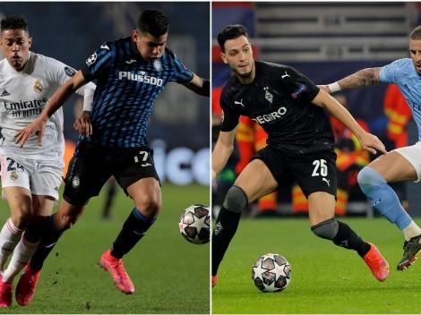 Los favoritos para el martes de Champions League