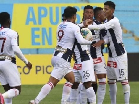 Alianza Lima se queda en primera tras fallo del TAS