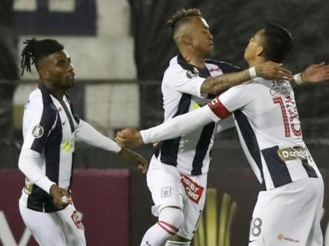 El festejo de Alianza Lima tras mantenerse en Primera División