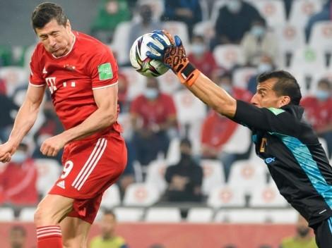 Portero de Tigres cuenta que Neuer no le cambió camiseta