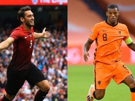 Holanda visita a Turquía por la primera fecha camino a a Qatar 2022