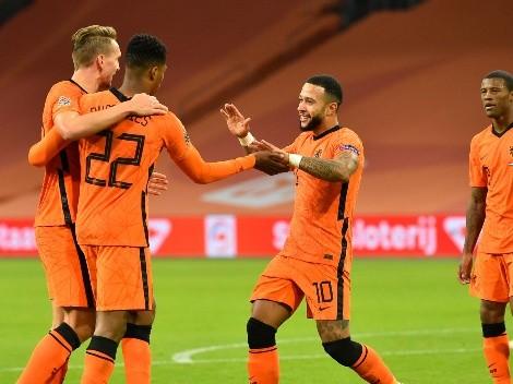Holanda busca un debut de tres puntos en su visita a Turquía