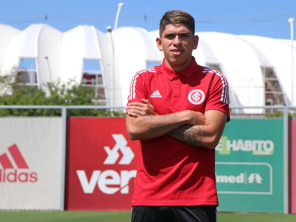 Inter de Porto Alegre: Carlos Palacios recibe todo tipo de halagos de su nuevo entrenador | RedGol