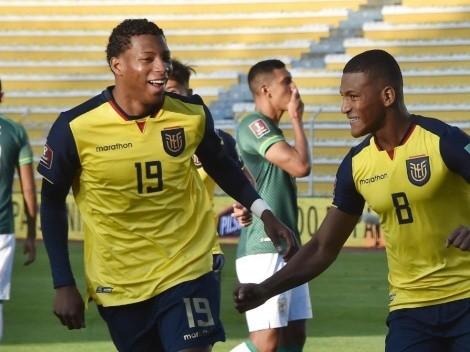 Ecuador y Bolivia se miden en nuevo amistoso internacional