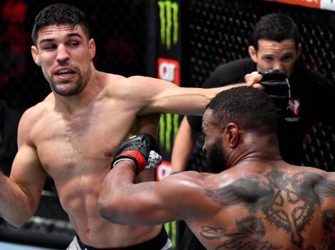 ¡Rumbo al título! Luque regresa a UFC para enfrentar a Chiesa