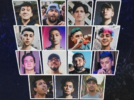 FMS Chile: 15 freestylers buscan sumar puntos para ascender a la liga