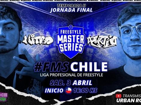 Se define todo en FMS Chile: Solo quedan horas para conocer al campeón