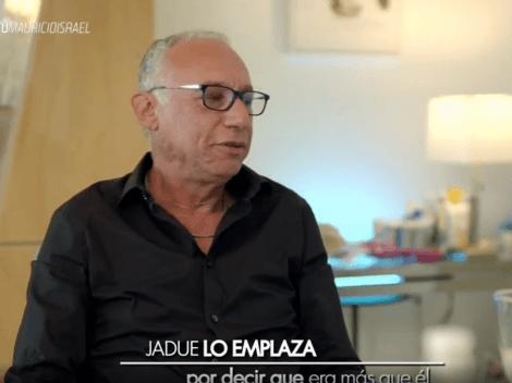 Mauricio Israel recuerda el día en que se encontró con Sergio Jadue