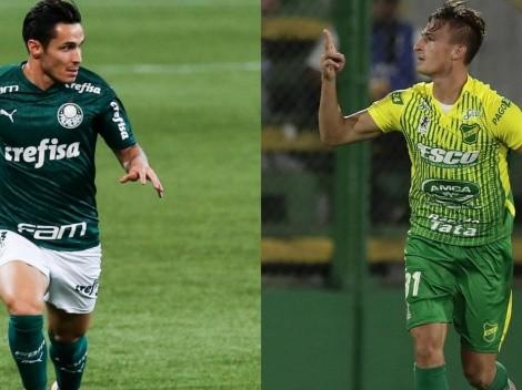 Día y hora: Se juega la Recopa Sudamericana entre DyJ y Palmeiras