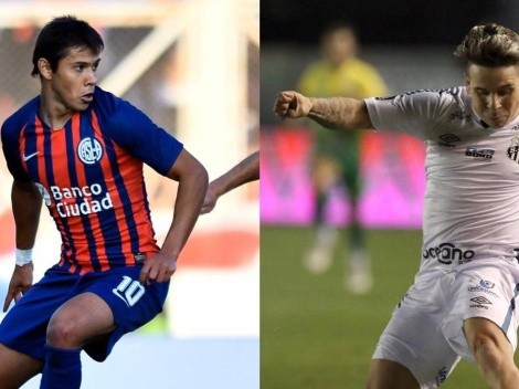 San Lorenzo y Santos batallarán por un cupo en la Copa Libertadores