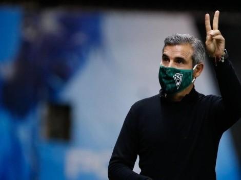 """Miguel Ramírez y la opción de dirigir a la U: """"Es difícil"""""""