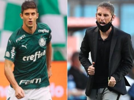 Recopa: Palmeiras de Kuscevic choca con el DyJ de Beccacece