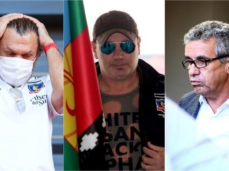 Barticciotto exige la salida de Aníbal Mosa y León Vial