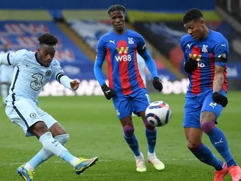Chelsea recupera la memoria y golea al Crystal Palace