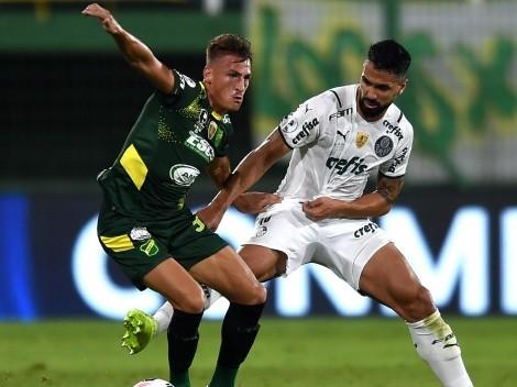 Defensa y Justicia va por la hazaña frente a Palmeiras en Brasil
