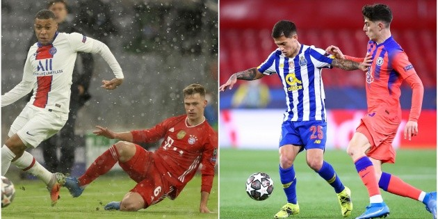 UEFA Champions League | Paris Saint Germain vs Bayern Múnich y Chelsea vs FC Porto en las semifinales de la UEFA Champions League | RedGol