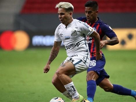 Clasifica Santos y San Lorenzo será rival de Huachipato