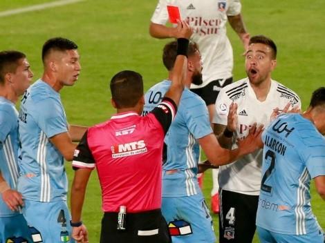 Diego Rubio está en llamas por la larga suspensión a Zaldivia