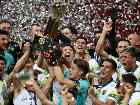 ¡Final de infarto! DyJ campeón de la Recopa Sudamericana