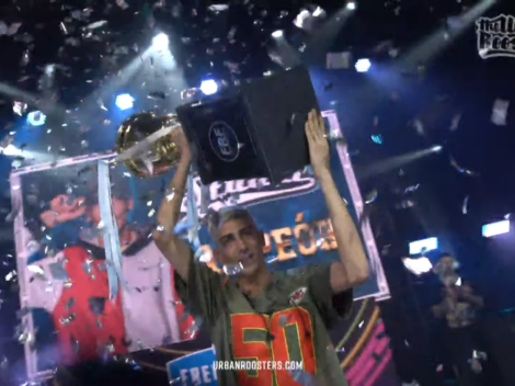 ¡Stuart campeón de la FMS Argentina!