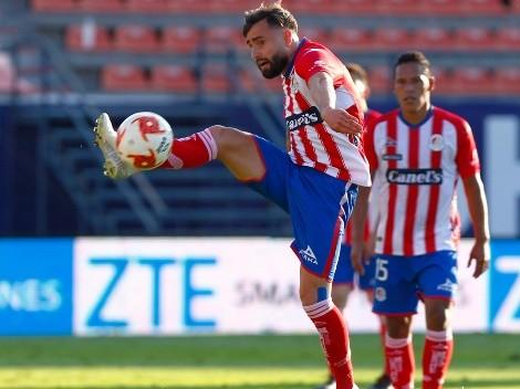 Golazo de Gallegos no bastó en derrota de Atlético San Luis