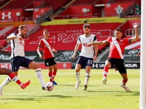 Tottenham va por puestos internacionales frente al dañado Sotton