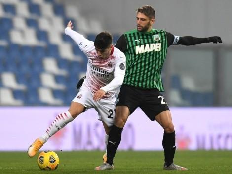 AC Milan sigue a la caza del Inter en la Serie A