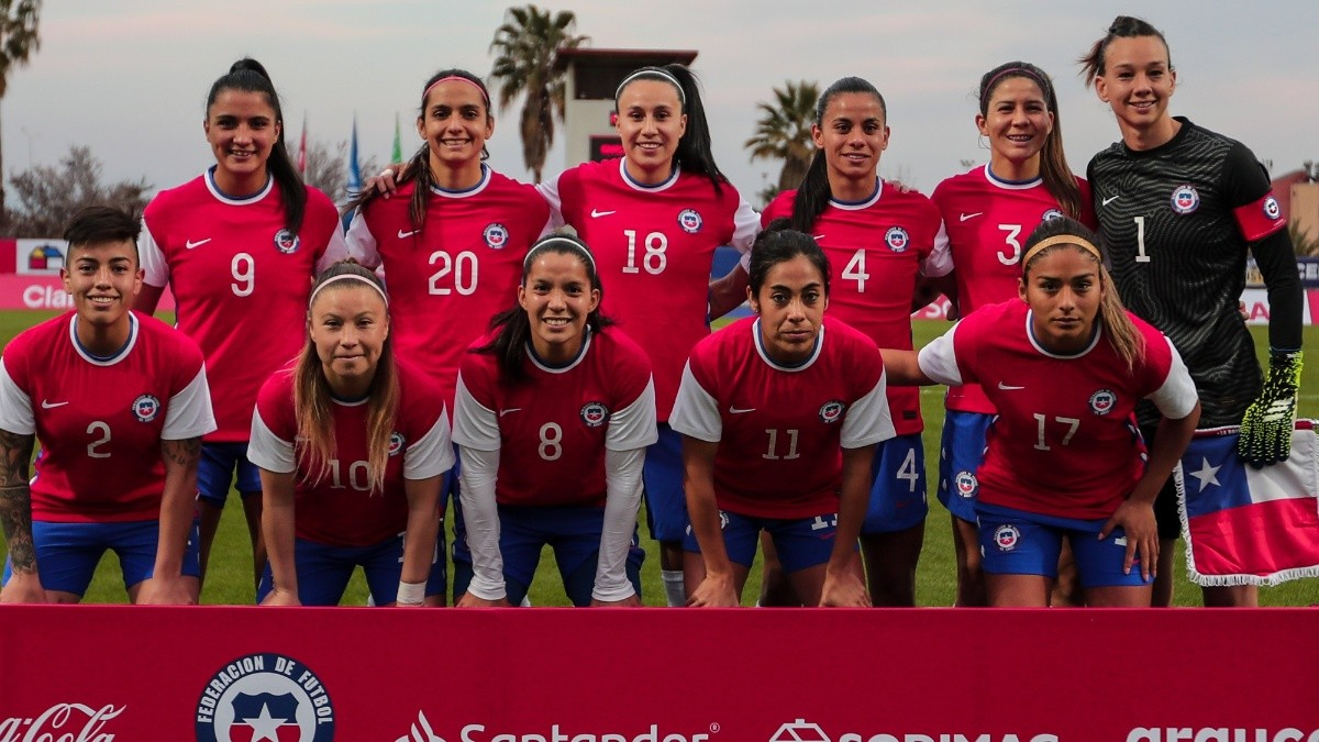 Sorteo Tokio 2020 | Grupo selección chilena femenina | La Roja Femenina queda en el Grupo E junto a Japón, Canadá y Gran Bretaña por los Juegos Olímpicos de Tokio 2020 | RedGol