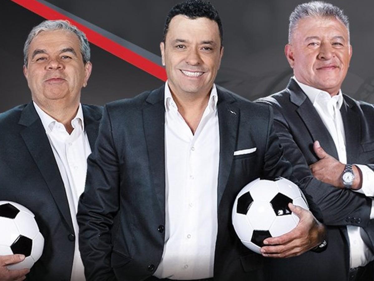 TNT Sports confirma a Borghi, Palma y Schiappacasse para el Superclásico  entre Colo Colo y Universidad de Chile   RedGol