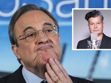 "Felipe Bianchi: ""Florentino hizo el ridículo, da vergüenza ajena"""