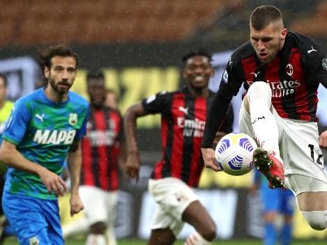 AC Milan pierde y deja en bandeja el título al Inter