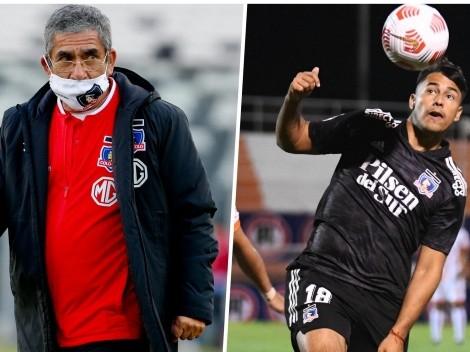 Gualberto Jara le pone fichas a Morales para el Superclásico