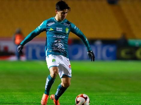 Dávila marca un golazo en la caída del León ante Mazatlán