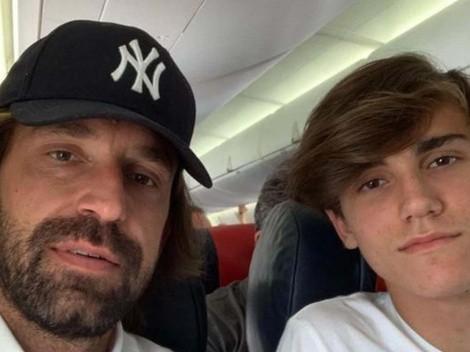 """Nicolo Pirlo amenazado de muerte: """"Mi culpa es ser hijo de un DT"""""""