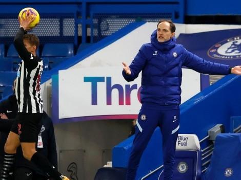 Tuchel implora a los hinchas que olviden el error de la Superliga