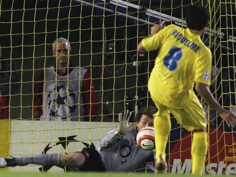 """Riquelme: """"El penal contra Arsenal no lo vi nunca más"""""""