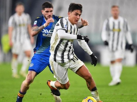 Juventus sigue luchando por un cupo de Champions League