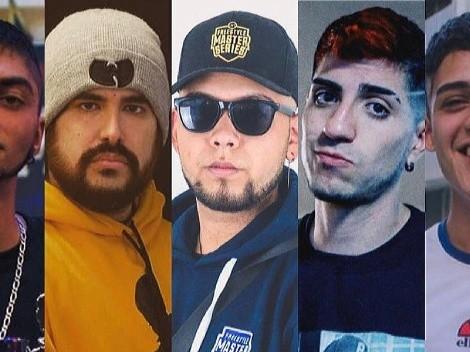 FMS: ¡Los cinco chilenos que van a la gran Final Internacional!