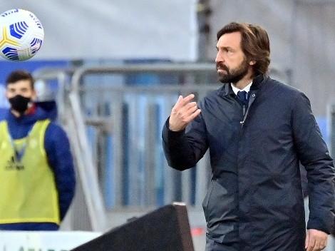 Pirlo no pesca rumores sobre su salida de la Juventus