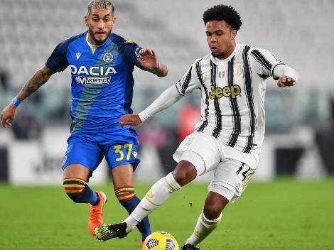 Juventus de CR7 buscará sumar de a tres frente al Udinese