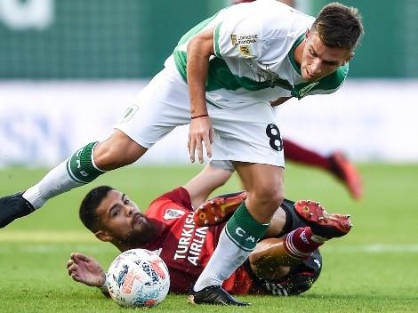 River de Paulo Díaz queda comprometido en la Copa de la Liga