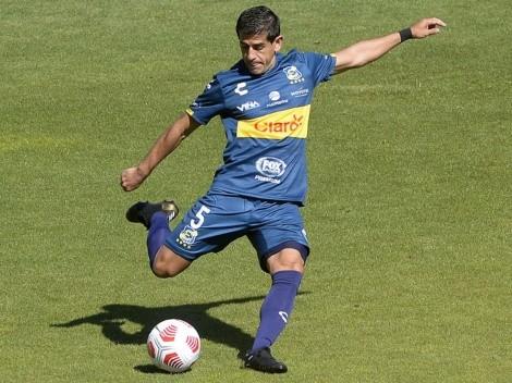 Julio Barroso absuelto en Everton y juega contra la U