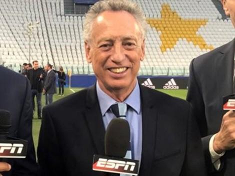 Quique Wolff relata Champions por emergencia a los 72 años
