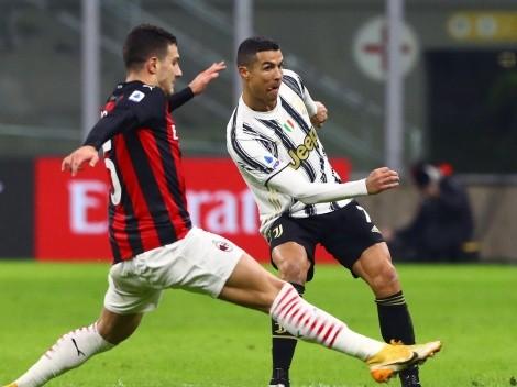 Clásico de campeones: Juventus y Milan van por un cupo en Champions