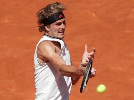 Zverev da un golpazo y saca a Nadal de Madrid