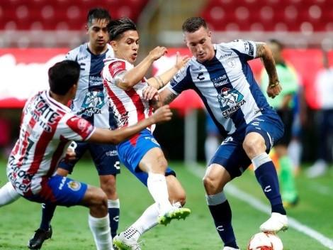 Pachuca y Chivas definen un repechaje apretadísimo