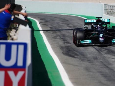 Lewis Hamilton largará desde la pole en el Gran Premio de España
