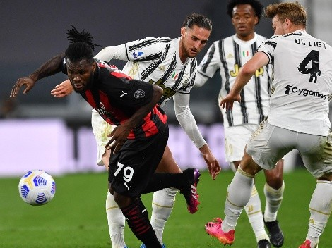 El Milan golea a la Juve y la deja fuera de la zona de Champions