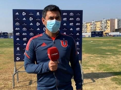 Carlos Véliz explica el equipo mixto que goleó a Deportes Temuco