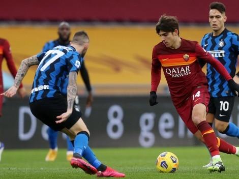 Horario: El Inter animará un partidazo ante la Roma por la Serie A